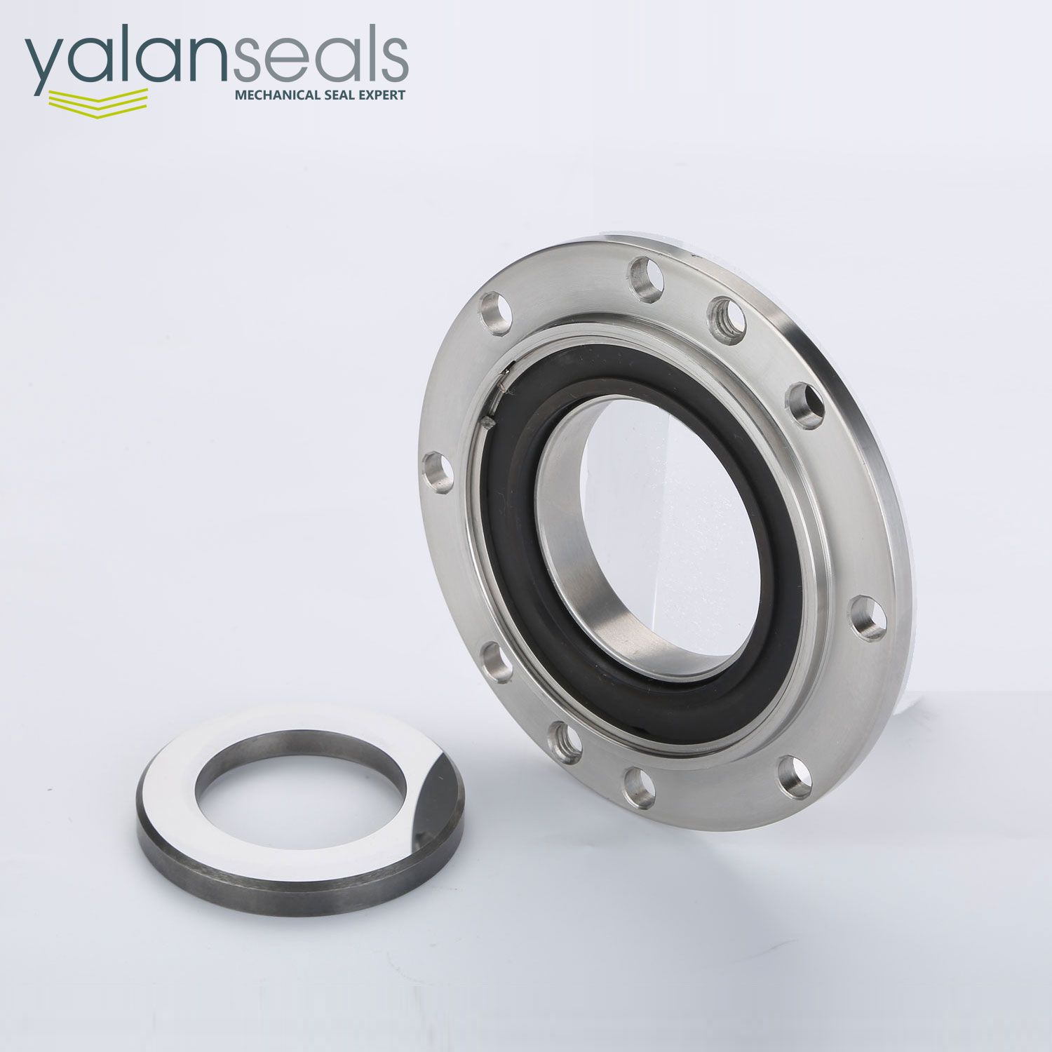 08J-08D Mechanical Seal for Roots Blowers, High Speed Pumps and Gearboxes