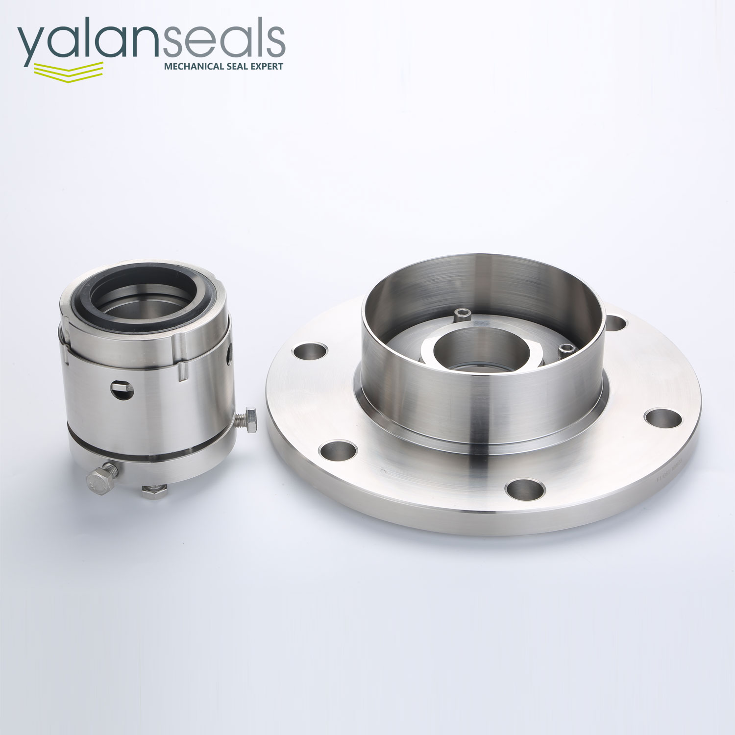 204B Mechanical Seal with Oil Basin