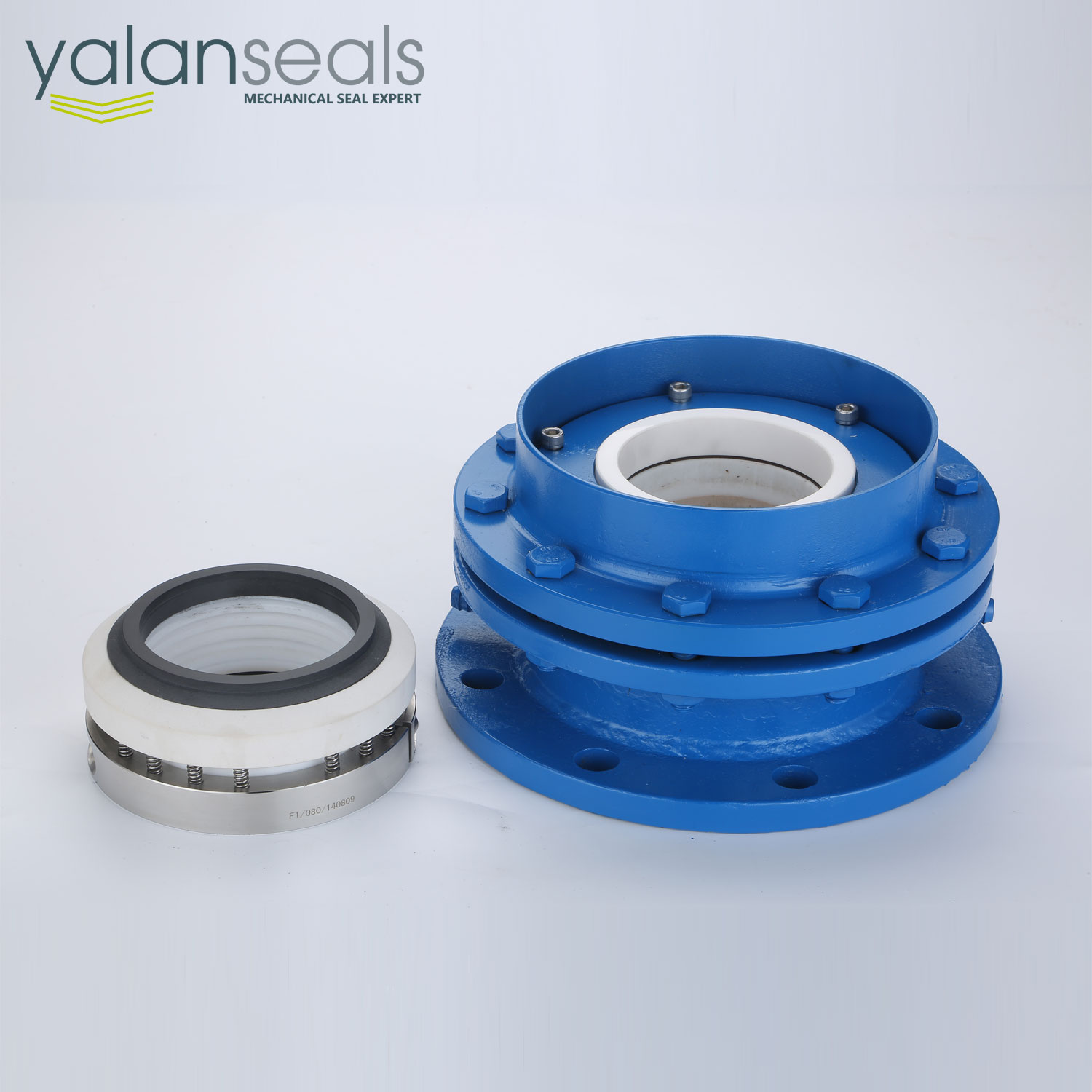 Type 212 Mechanical Seal with Oil Basin for Mixers
