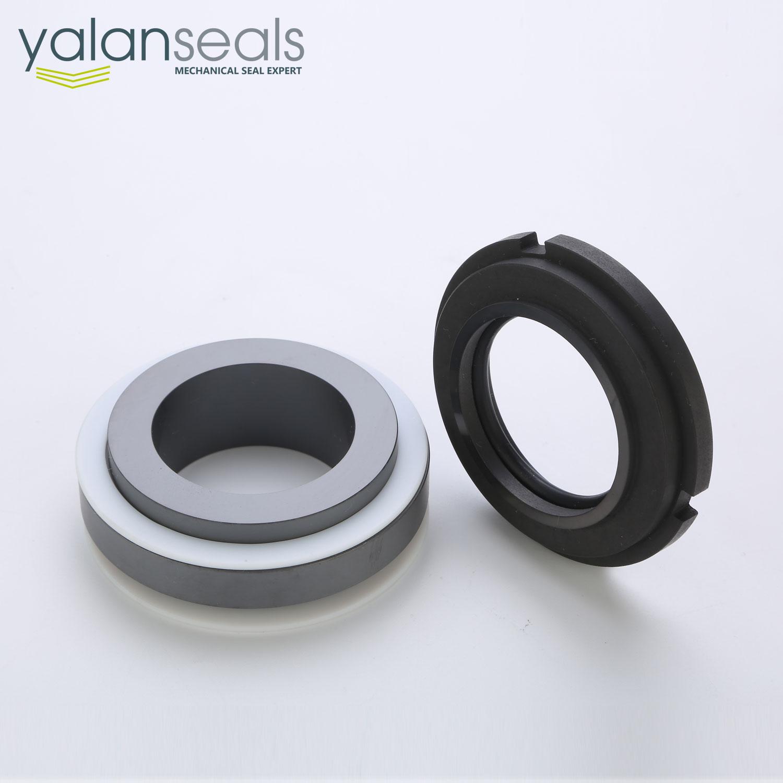 YALAN Waukesha 218-318 Mechanical Seal for Waukesha Lobe Pumps and Mixers