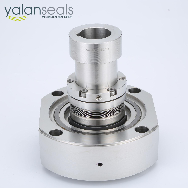 YL 609 Metal Bellow Cartridge Mechanical Seal