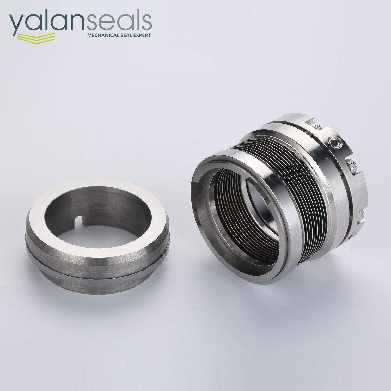 YL C65 Metal Bellow Mechanical Seals