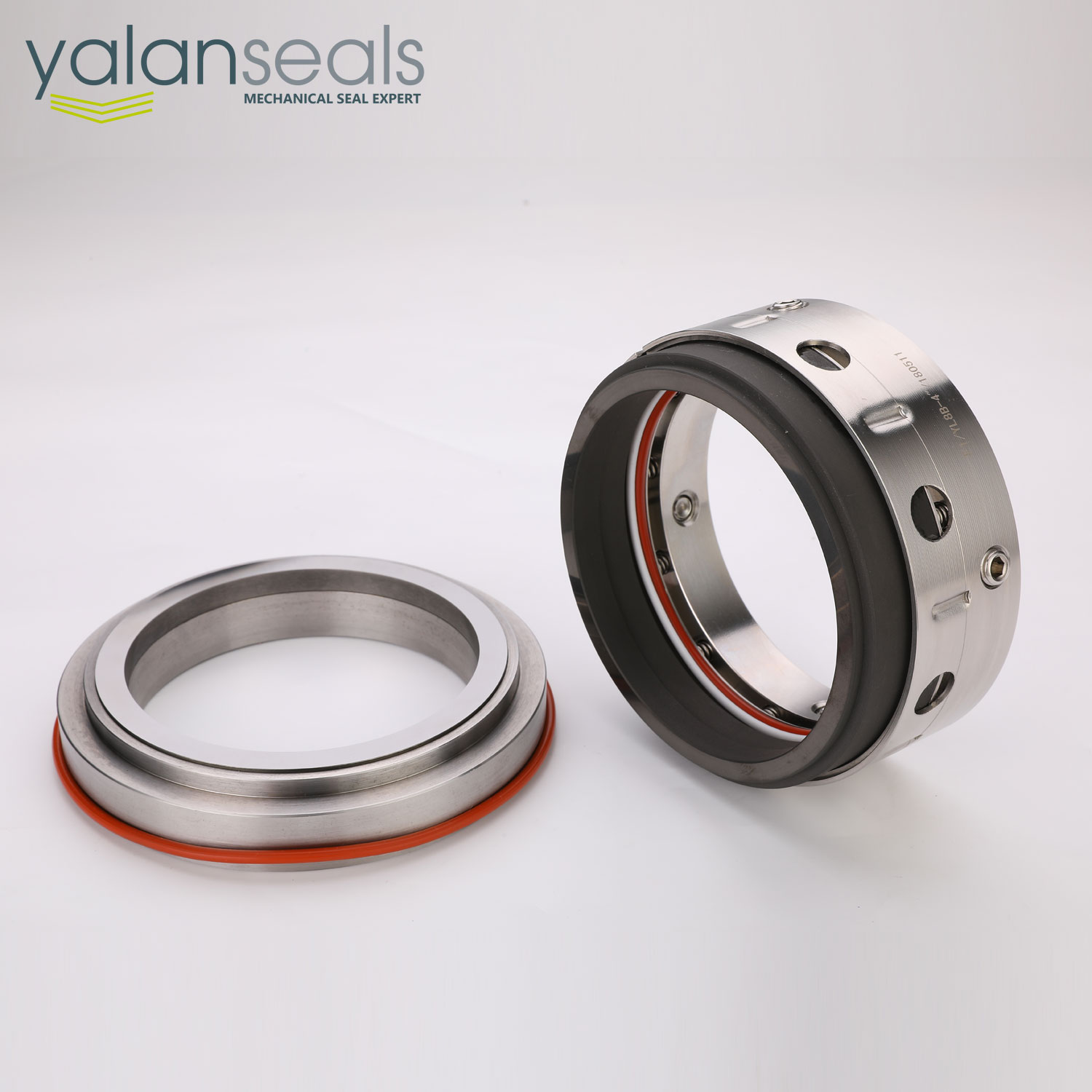 YALAN 8B1D Mechanical Seal for Boiler Feed Pumps and Power Plants