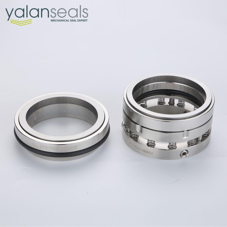 C20 Multi Spring Unbalanced Mechanical Seal