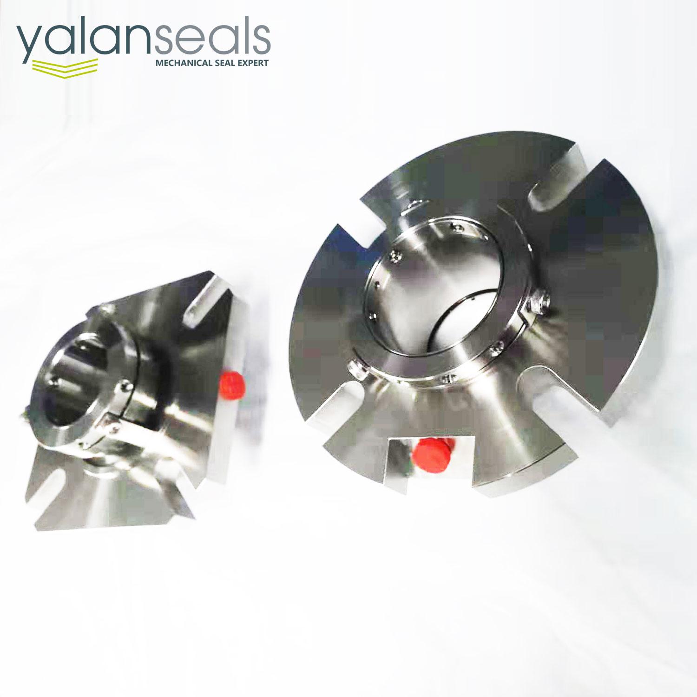 YALAN Retrofit Mechanical Seals for AES CDSA Double Cartridge Seals for Pulp Pumps and Chemical Pumps