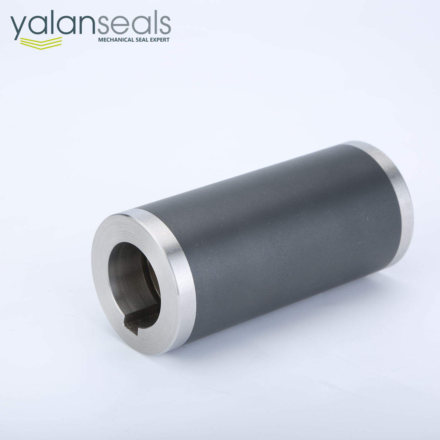 Stainless Steel Core with Ceramic Coating Shaft Sleeve