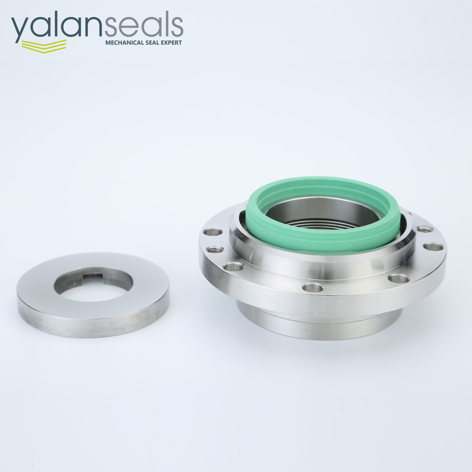 DWB2 Metal Bellow Mechanical Seal for Cryogenic Pumps