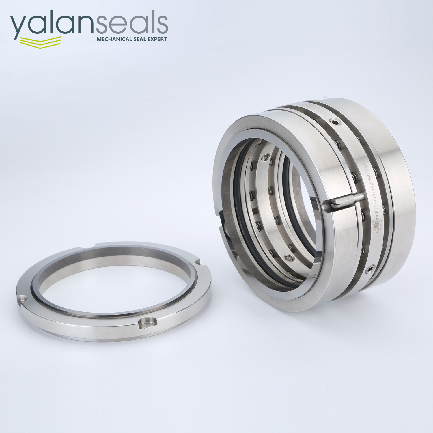 GLF Mechanical Seal for Grundfos Heavy Duty Submerged Sewage Pumps