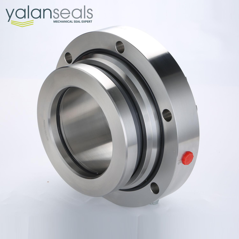KTL Cartridge Mechanical Seal for Salt Slurry Pumps, Paper Pulp Pumps and Desulphurization Pumps