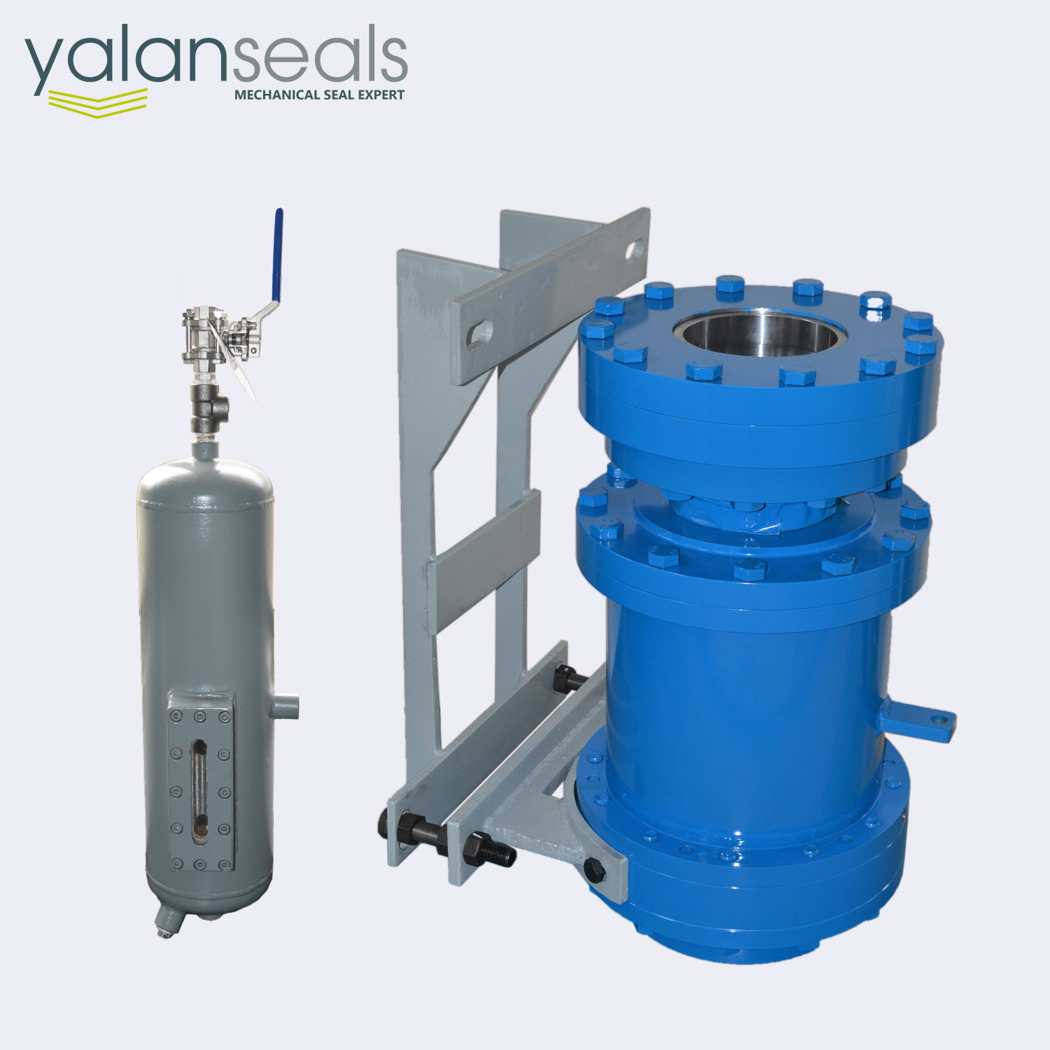 YALAN Customized Design Cartridge Mechanical Seal System for Heavy Duty Top Driven Mixers