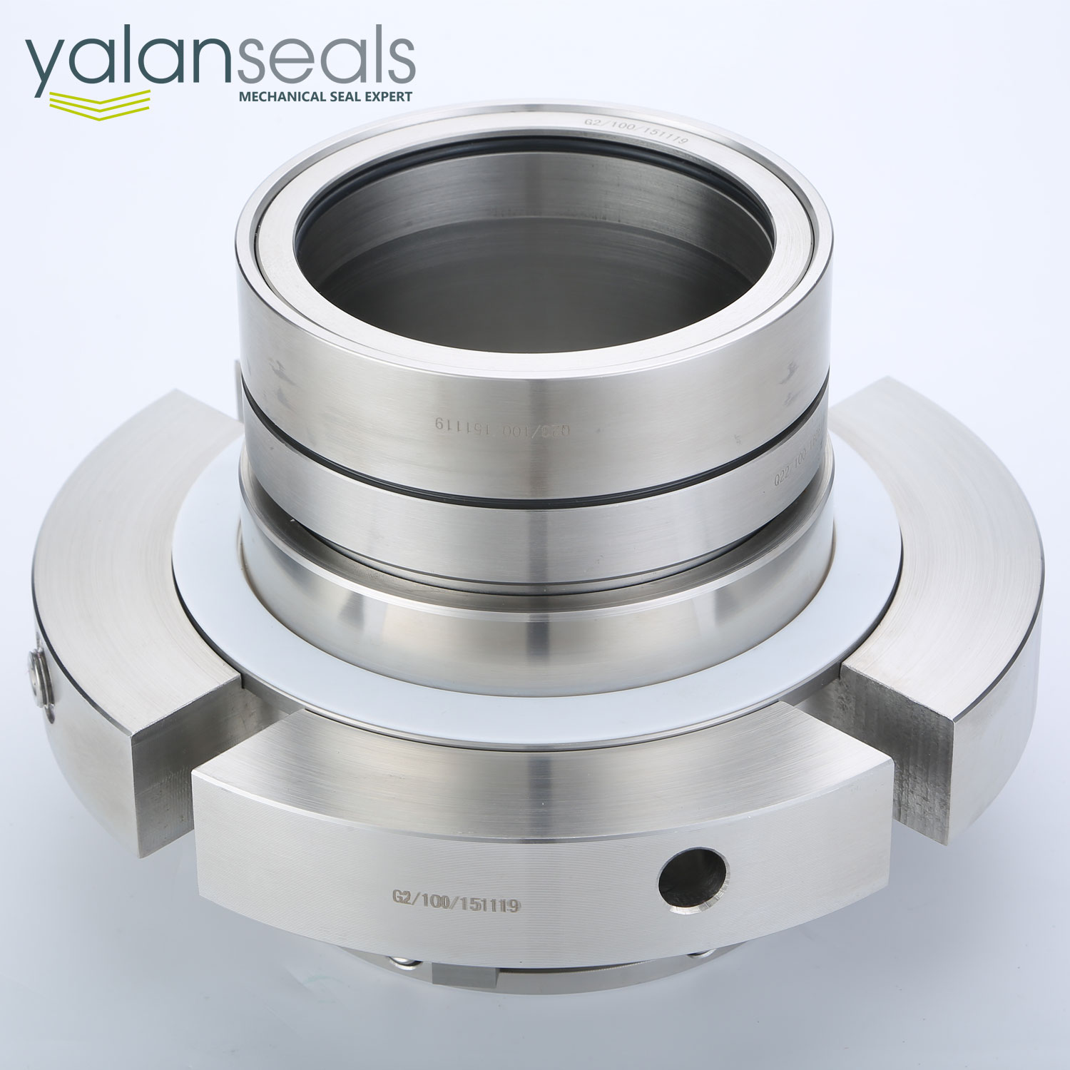 SB2 Mechanical Seal for Paper Pulp Pumps and Flue Gas Desulfurization System, Safematic Replacement Seal