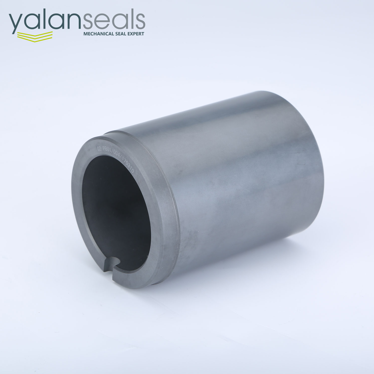 Pressureless Sintered Silicone Carbide Bushings, Shaft Sleeves