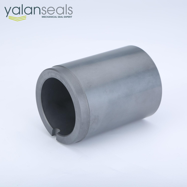 Pressureless Sintered Silicone Carbide Bushings, Shaft Sleeves