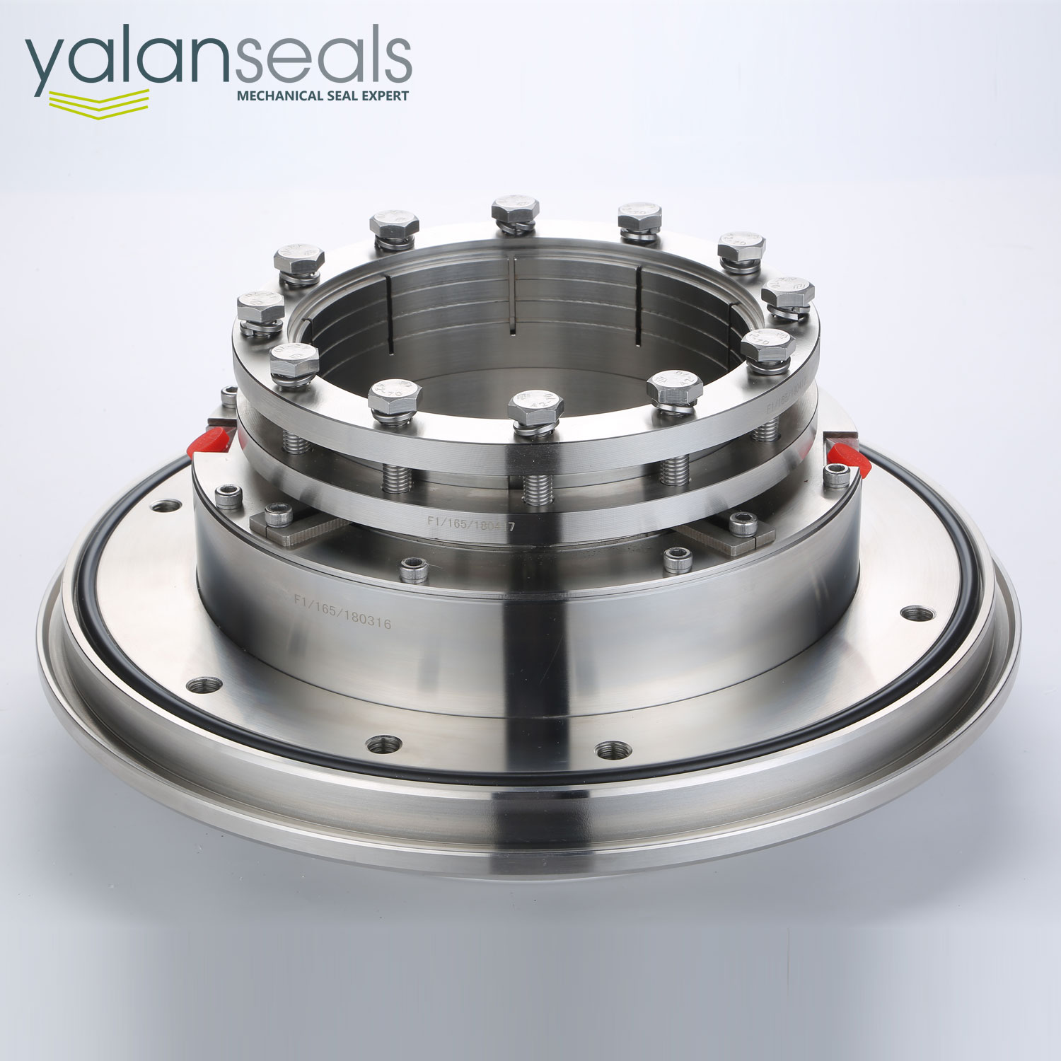 YALAN TLJ Cartridge Mechanical Seal for Salt Slurry Pumps, Paper Pulp Pumps and Desulphurization Pumps