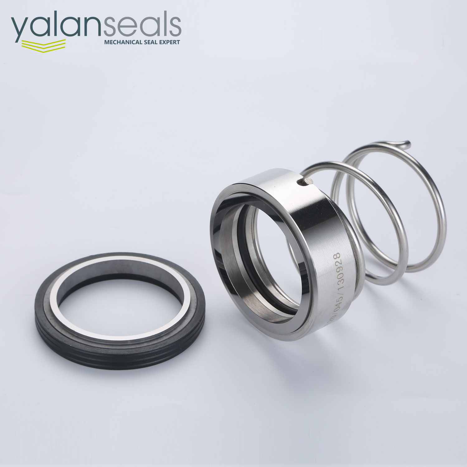 YALAN U120 Single Spring Mechanical Seal for Centrifugal Pumps, Clean Water Pumps, Sewage Pumps and Chemical Pumps