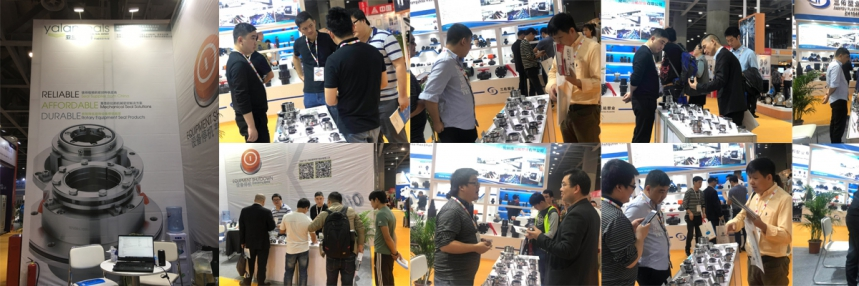 YALAN Seals at FlowTech Guangzhou 2019